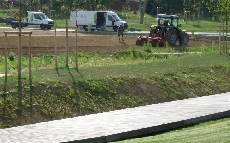 Espaces verts vereal for Espace vert job